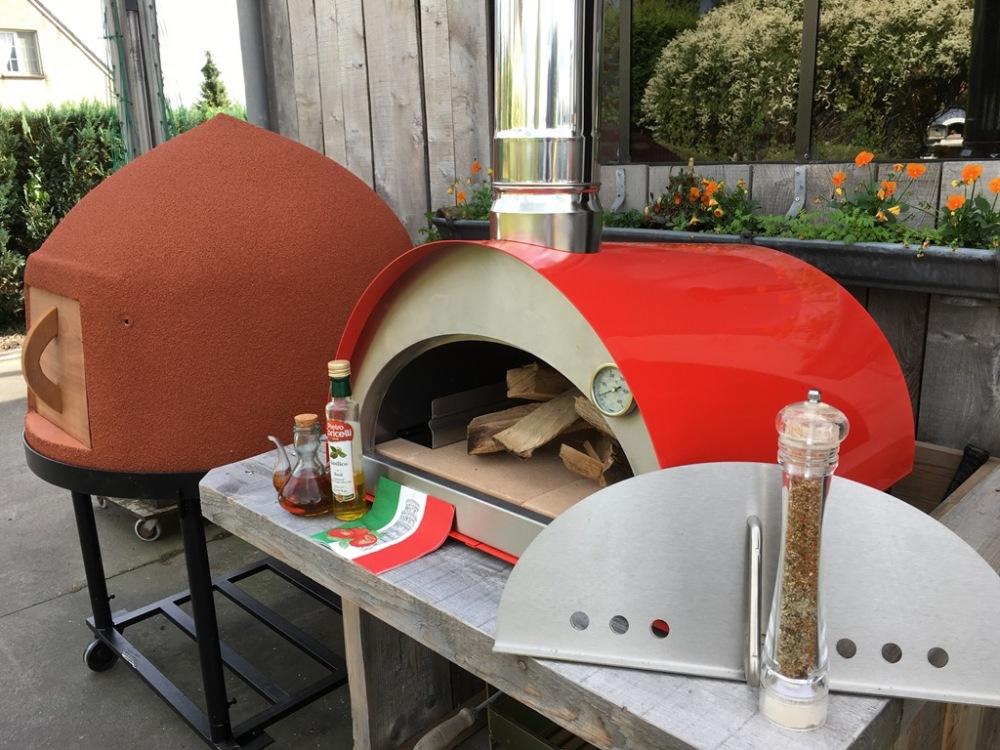Pizzaoven houtovens buitenoven online kopen of bestellen - Buiten image outs ...